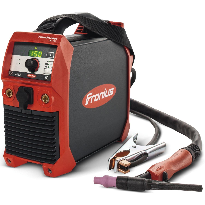 fronius 4,075,212,850sudor Rectificador TP150TIG/Juego/EF