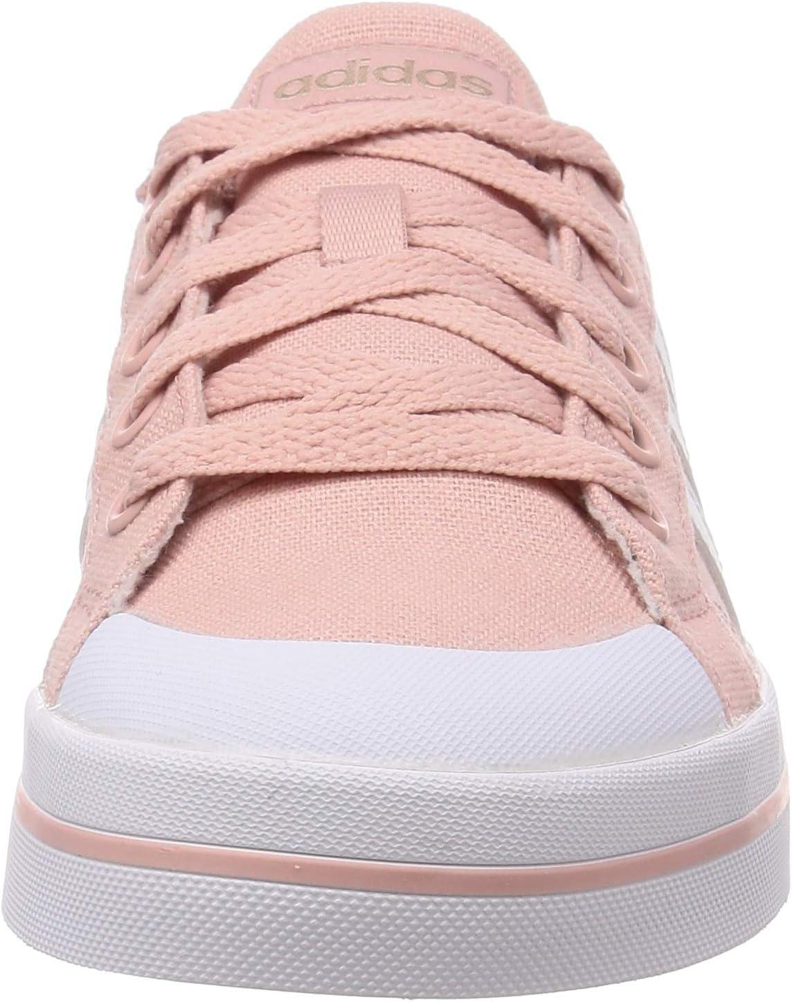 adidas BRAVADA Vrouwen. Sneakers Roze, wit (Pink Spirit Ftwr White Platin Met)