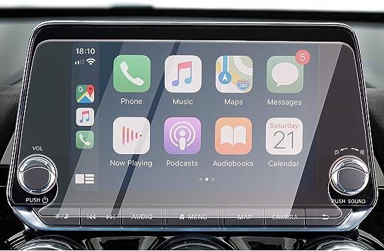 Cdefg Für Nissan Juke 2020 Navigation Glas Schutzfolie Elektronik