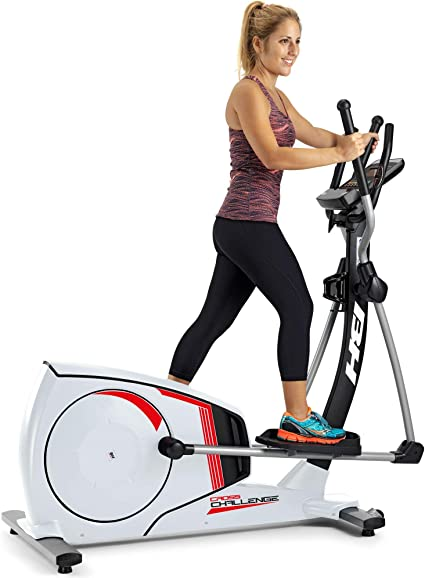 BH Cross Challenge Bicicleta elíptica. Fitness Apps. 14 Kg Sistema ...
