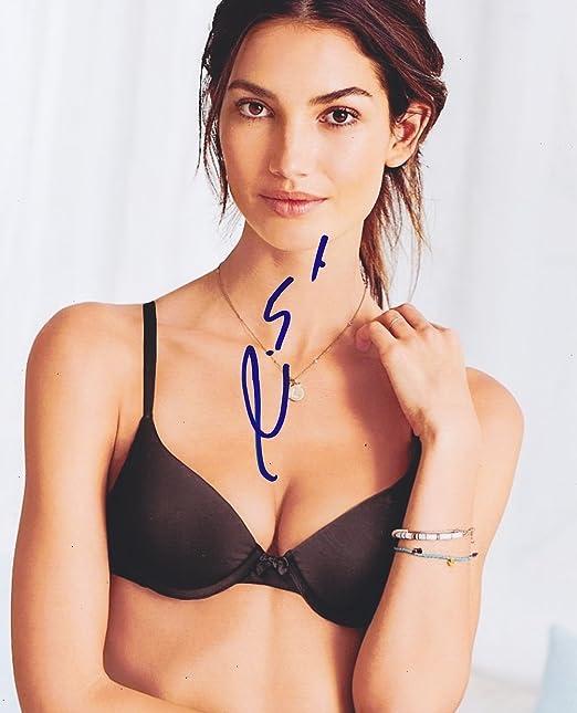 Barbara Palvin Signed Autographed 11x14 Photo Victorias