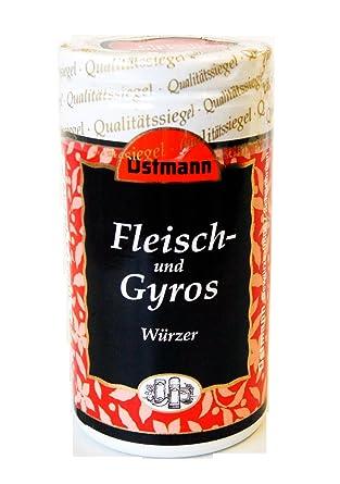 Welches fleisch für gyros