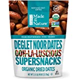 Made In Nature Organic Dried Dates, 40 Ounce Non-GMO Dried Fruit Snack
