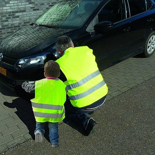 Carpoint 114027 Warnwesten Set 4 Stück Auto