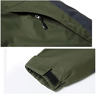 06f726edba412 Zhhlaixing Guter Stoff Mens Big and Tall Durable Waterproof Jacket Hoodie  Windbreaker Gift for Father s Day  Amazon.de  Bekleidung