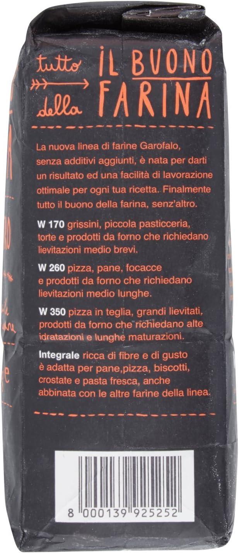 Farina Garofalo W350 Ricetta Pizza.Garofalo Il Buono Farina W350 1kg Amazon It Alimentari E Cura Della Casa