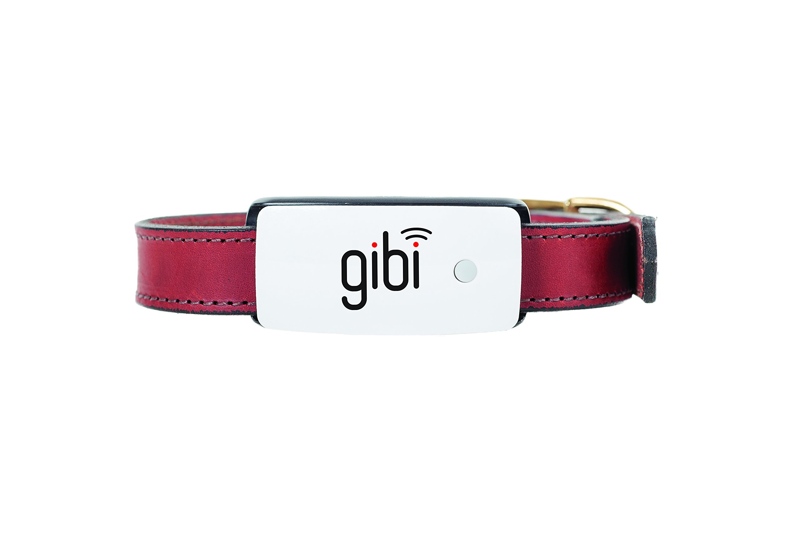 GIBI 2nd Gen Pet GPS Tracker (Locator) to Help Find and Keep Dog/Cat Safe 3