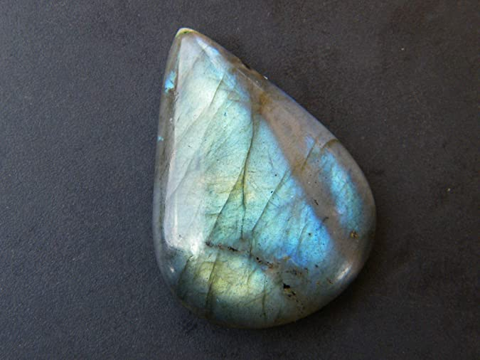 35X19X6 mm M-1075 Supreme Top Grade Quality 100/% Natural Purple Labradorite Pear Shape Cabochon Loose Gemstone For Making Jewelry 31.6 Ct