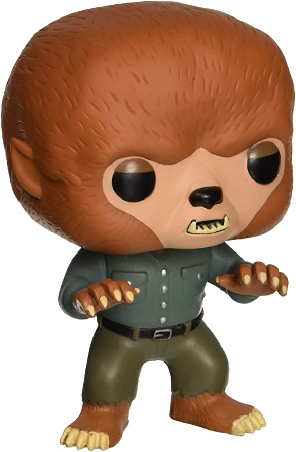 Amazon Com Funko Pop Universal Monsters Wolfman Action Figure