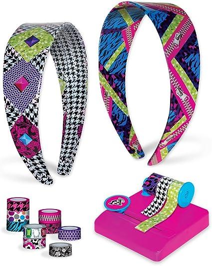 Amazon Com Fashion Angels Tapeffiti Headband Kit Toys Games