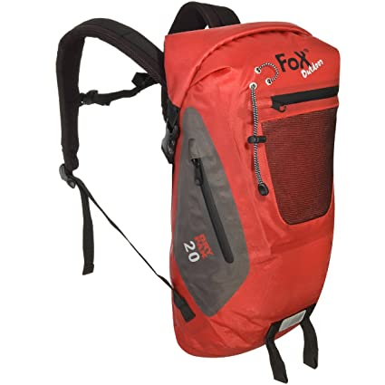 Amazon.com: sac a dos, impermeable, Rouge, seco Pak 20 ...