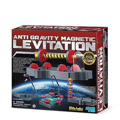 4M - Anti Gravity Magnetic Levitation (004M3299): Juguetes y juegos