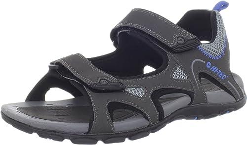 Childrens Hi-Tec GT Strap Casual Hook And Loop Sandals