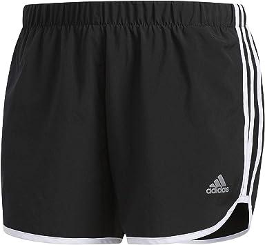adidas Marathon 20 Short Pantalón Corto, Mujer