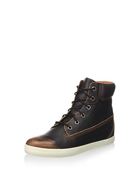 Timberland Glastenbury 6In Medium, Botines para Mujer, Marrón, 40 EU: Amazon.es: Zapatos y complementos