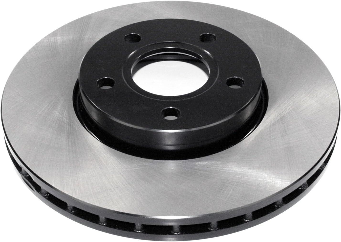 <strong>DuraGo Premium Electrophoretic Brake Rotor</strong>
