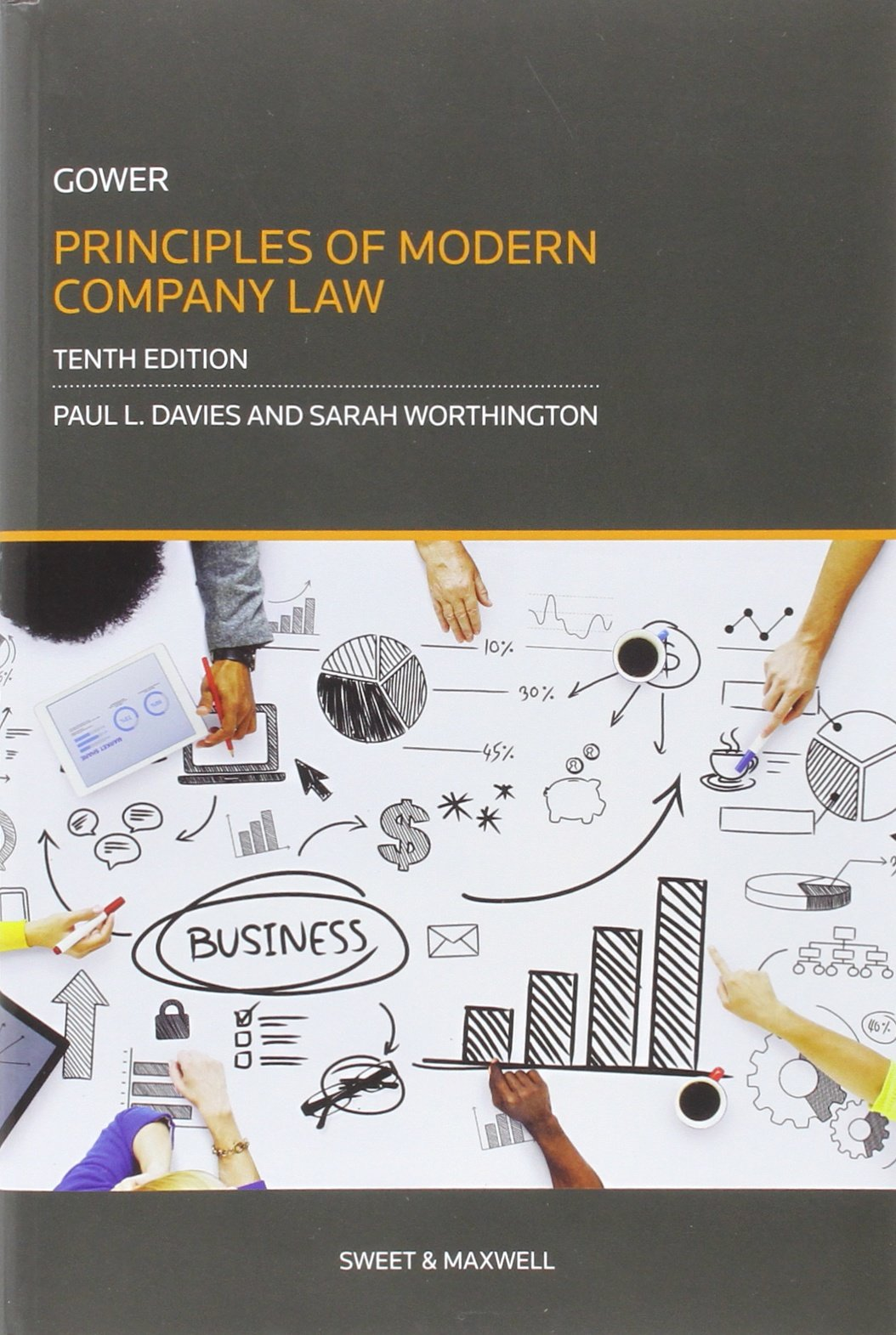 Gower & Davies: Principles of Modern Company Law (Classics): Amazon ...