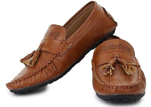 Buy Shoe Fab Men's Dominic Loafers Syn