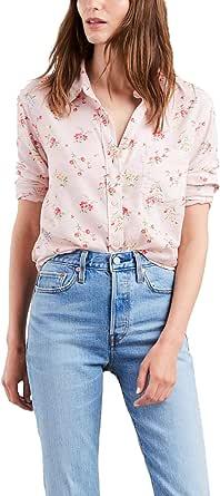 Camisa Levis Ultimate Rosa para Mujer XL Rosa: Amazon.es ...