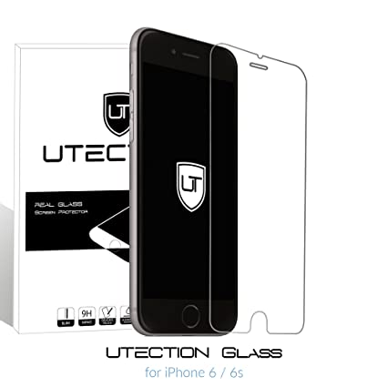 utection iphone 6 6s tempered glass quotglassquot 3d touch compatibleultra amazoncom tempered glass