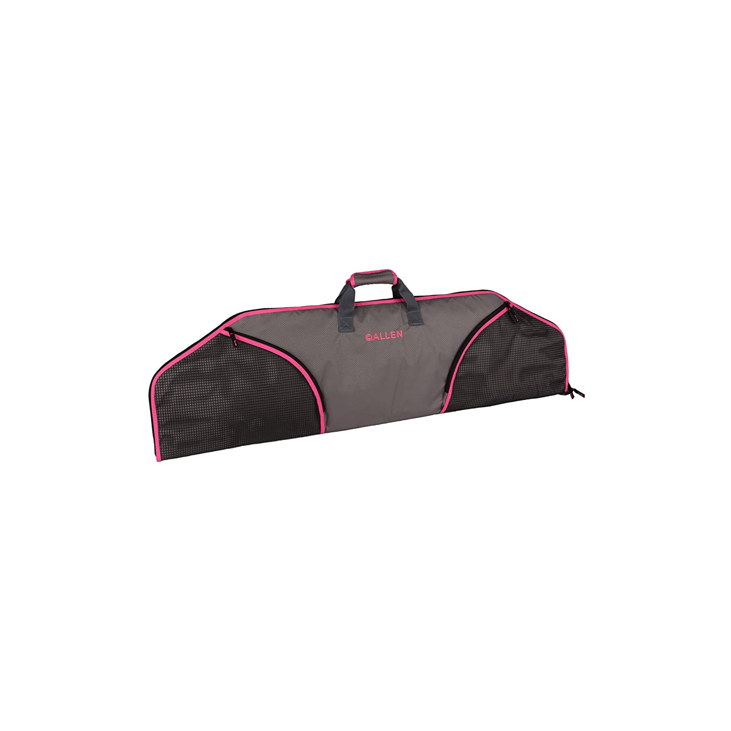 Allen Company Youth Archery Compact Recurve Bow Case, Hot Pink 653