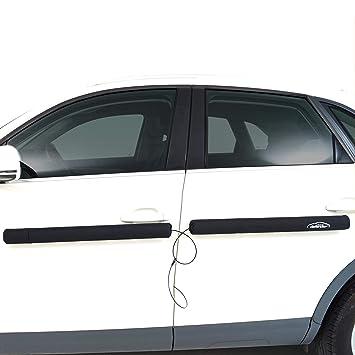 Doordefender negro estándar magnético protección de puertas de coche Dent.