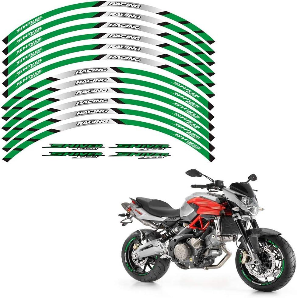 psler Moto Interno Cerchione Decalcomanie Adesivi Per Aprilia DORSODURO
