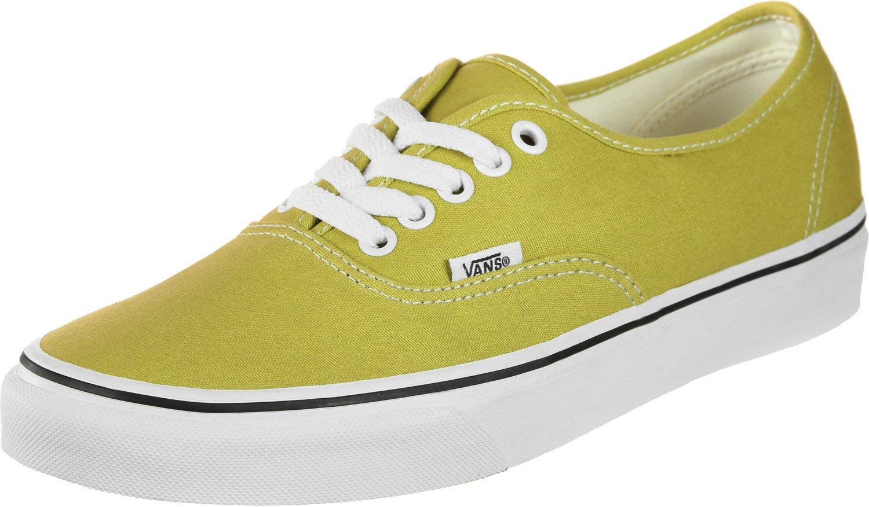 fb03c2a6976 Galleon - Vans Mens Authentic Shoes Cress Green 9.5 D(M) US