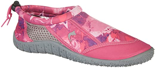 Womens Oceania Marble Pink Water Shoes