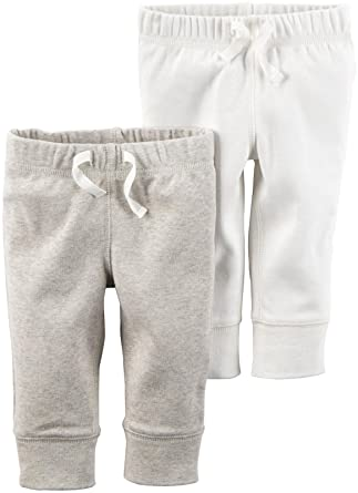Baby Bottoms 6 Months Carter's Unisex Baby Bottoms, Ivory, 3 Months