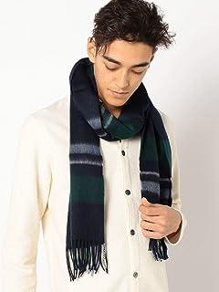 Wool Angora Scarf 118-36-0052: Green