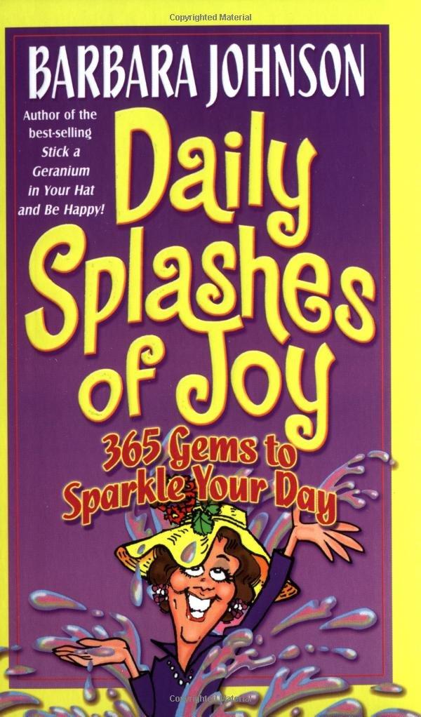 Daily Splashes Of Joy ebook