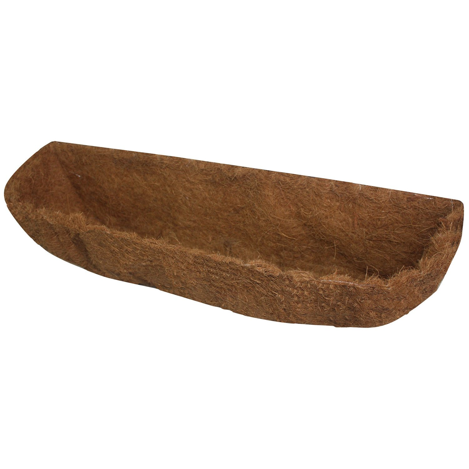 Arcadia Coco Liner for Wall Trough Planter, 48-Inch