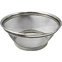 Utensílios De Cozinha Escorredor De Alimentos Multiuso Macarrão Legumes Frituras Lavar Redondo 25Cm Em Metal Resistente…