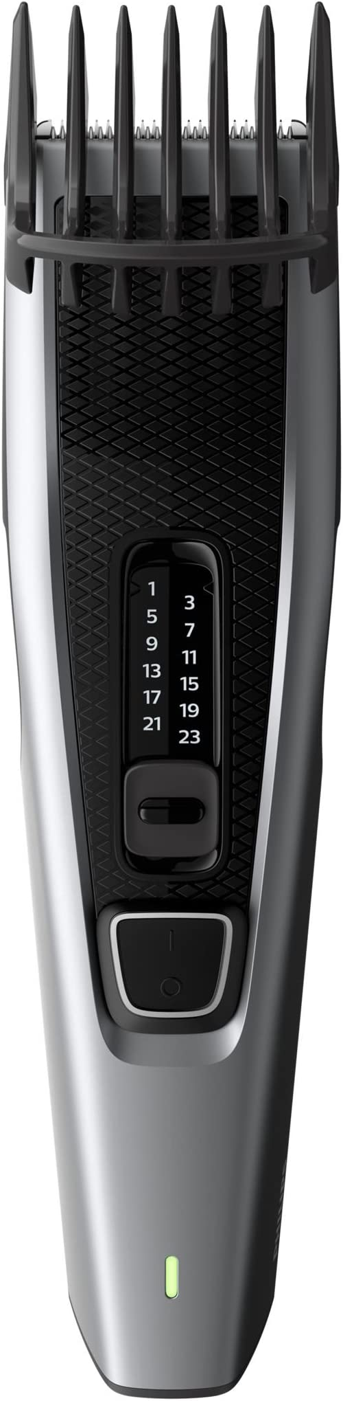 Philips Cortapelos HC3536/15 HAIRCLIPPER Series 3000 HC3536/15-Afeitadora (Negro, Gris, Rectángulo, 0,5 mm, 2,3 cm, 4,1 cm, Barba, Oído), U: Amazon.es: Hogar