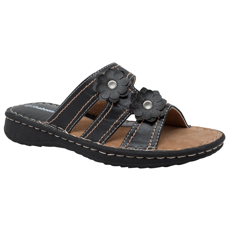 Women's 8566-BK Sandal