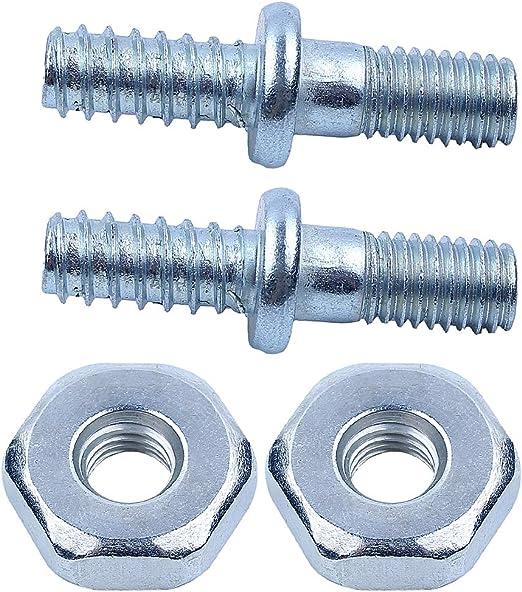 Anschlagkralle//garra para Stihl ms210 ms250 incl tornillos ms230