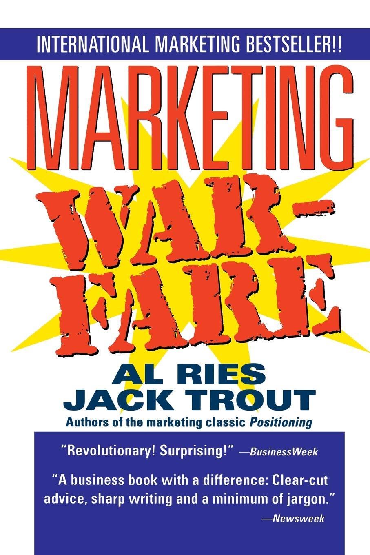 Marketing Warfare: Amazon.es: Al Ries, Jack Trout: Libros en idiomas extranjeros