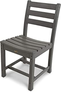 product image for Trex Outdoor Furniture Monterey Bay Dining Side Chair in Stepping Stone