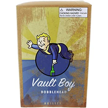 Vault Boy 101 Bobbleheads Series 3 - Agility by Bethesda