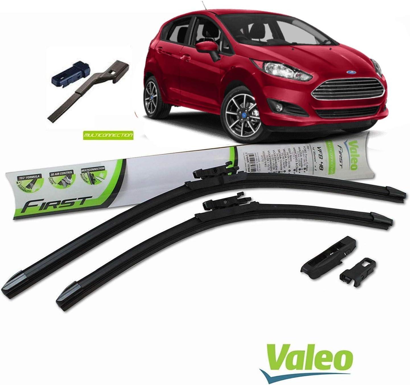 Valeo_group Valeo Set di 2 spazzole tergicristalli Speciali per