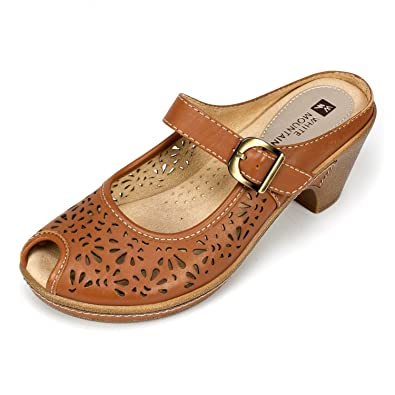 9dc277dddb29 WHITE MOUNTAIN Shoes  Gilding  Women s Mule