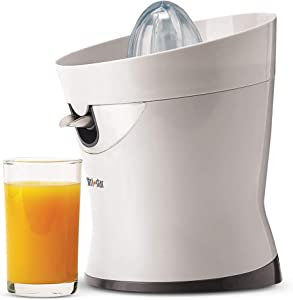 Tribest CS-1000 CitriStar, Electric Citrus Juicer with Stainless Steel Spout and Strainer