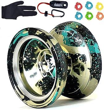 Amazon.com: Magicyoyo Yo-yo 6061 - Bola de aluminio: Toys ...