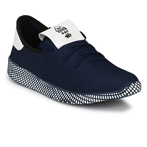 SHOE DAY UCB Navy Blue Sneakers Shoes