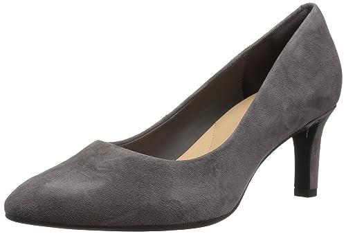 b3833bdd64887 Clarks Women's Calla Rose Pump: Amazon.co.uk: Shoes & Bags
