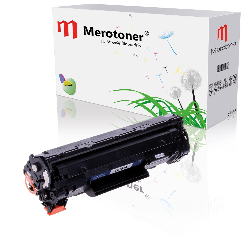 Merotoner® tóner/cartucho de tinta para CB435 A (35 A)/CB436 A (36 ...