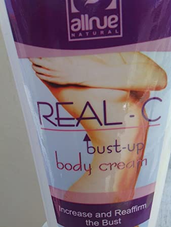 Real C Reafirmante Busto Crema, 4 Oz Bust up Body Cream