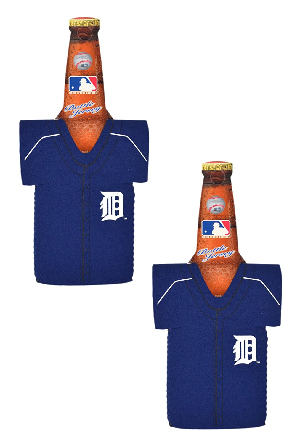 Official Major League Baseball Fan Shop Authentic MLB 2 pack Insulated Bottle Team Jersey Cooler