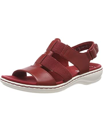 45f875040859 Clarks Women's Leisa Brody Sling Back Sandals